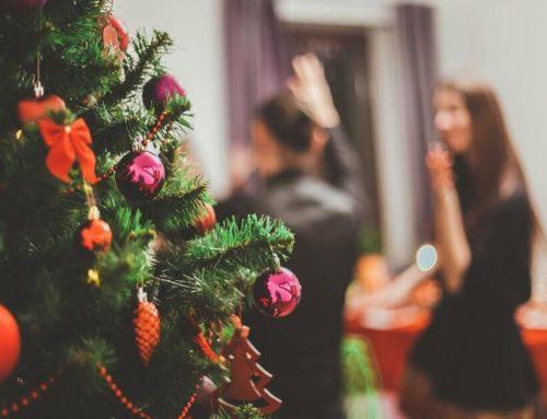 Arbre de Noël à distance